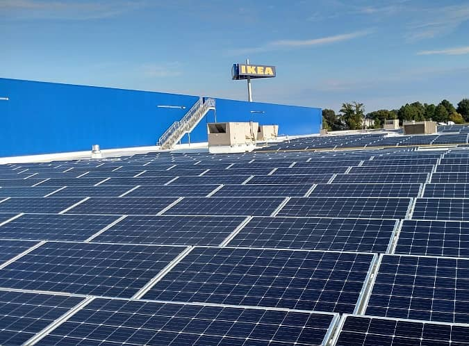 memphis IKEA Continues Nationwide Solar Build-Out