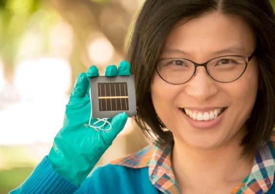 1 UNSW Claims Efficiency Record For Large Perovskite Solar Cell