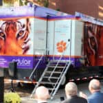 Clemson University Rolls Out Solar-Powered Mobile Health Clinic