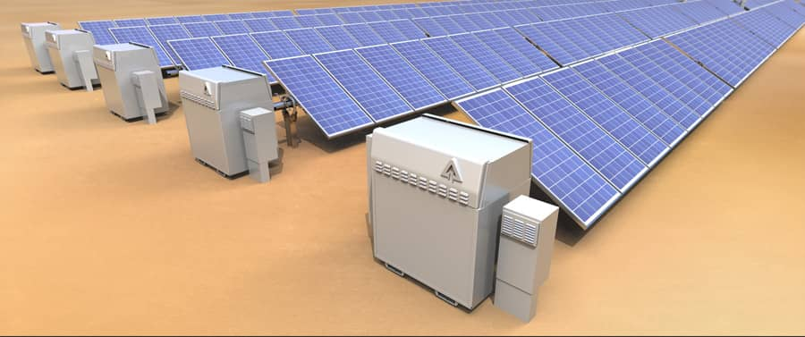 NX-Fusion-Plus-1 NEXTracker Launches Storage-Integrated Solar Tracker