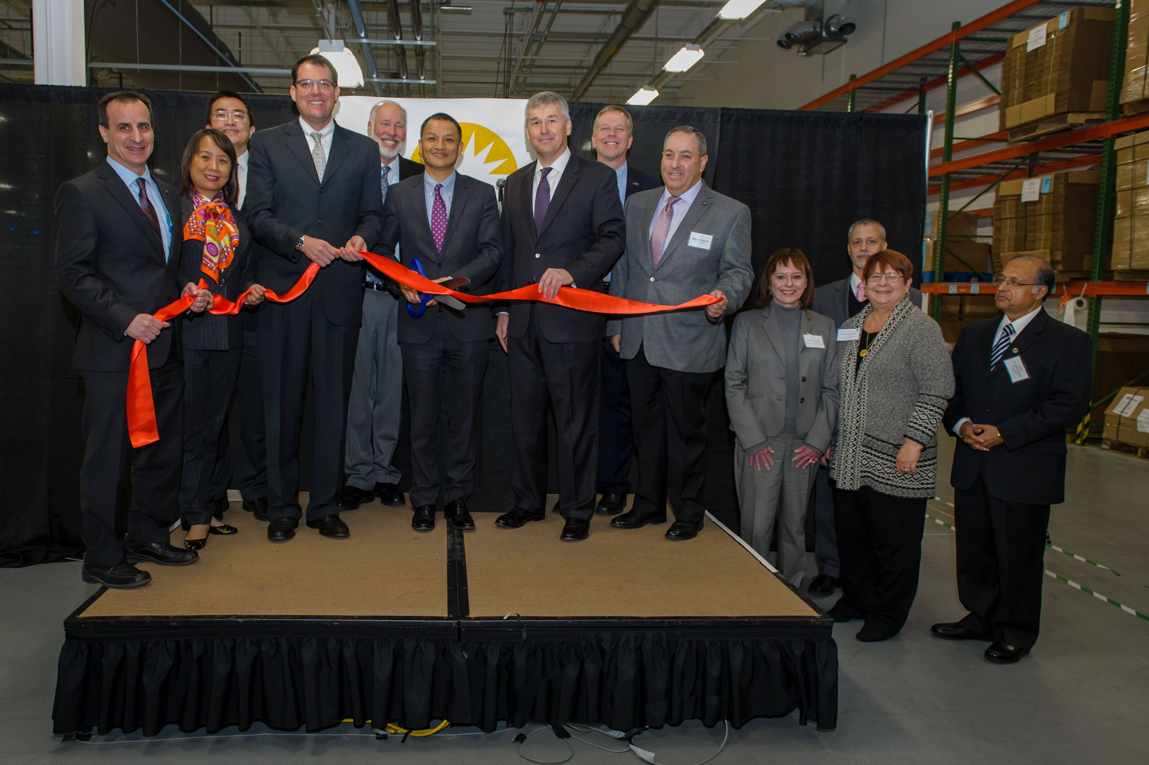 Suniva Suniva Completes Manufacturing Expansion At U.S. HQ