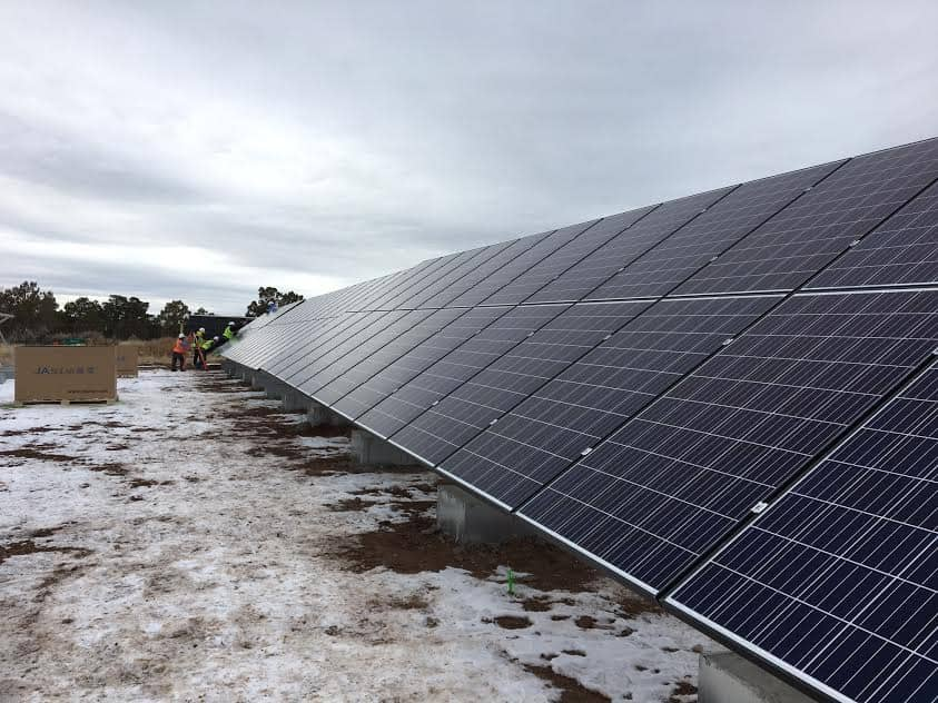 colorado Colo. Co-op Adds Low-Income Community Solar Project