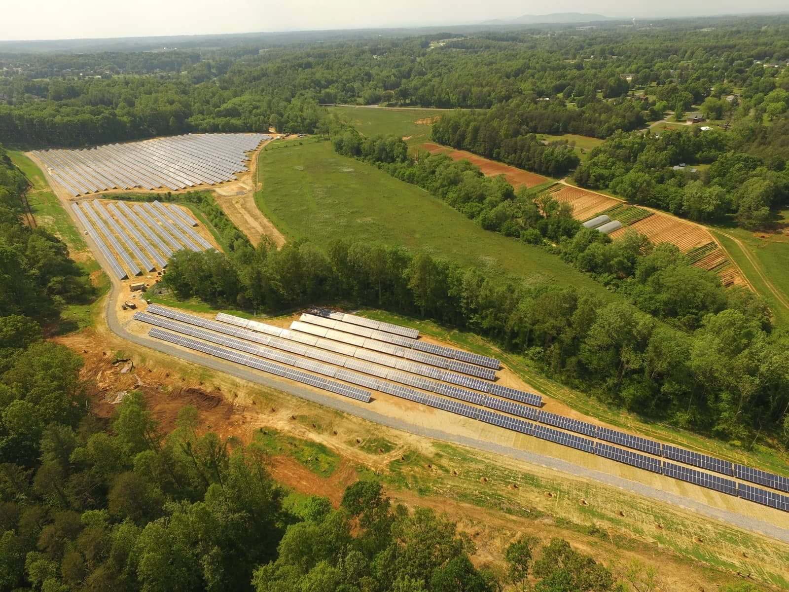 country-club Large Solar Project Goes Online At N.C. Country Club