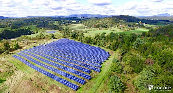 encore Yaskawa - Solectria Solar Supplies Municipality-Owned Projects In Vt.