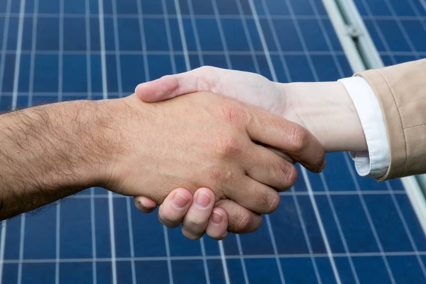 iStock_41754456_SMALL Ameresco Partners With Mass. Town On 2.4 MW Solar Project