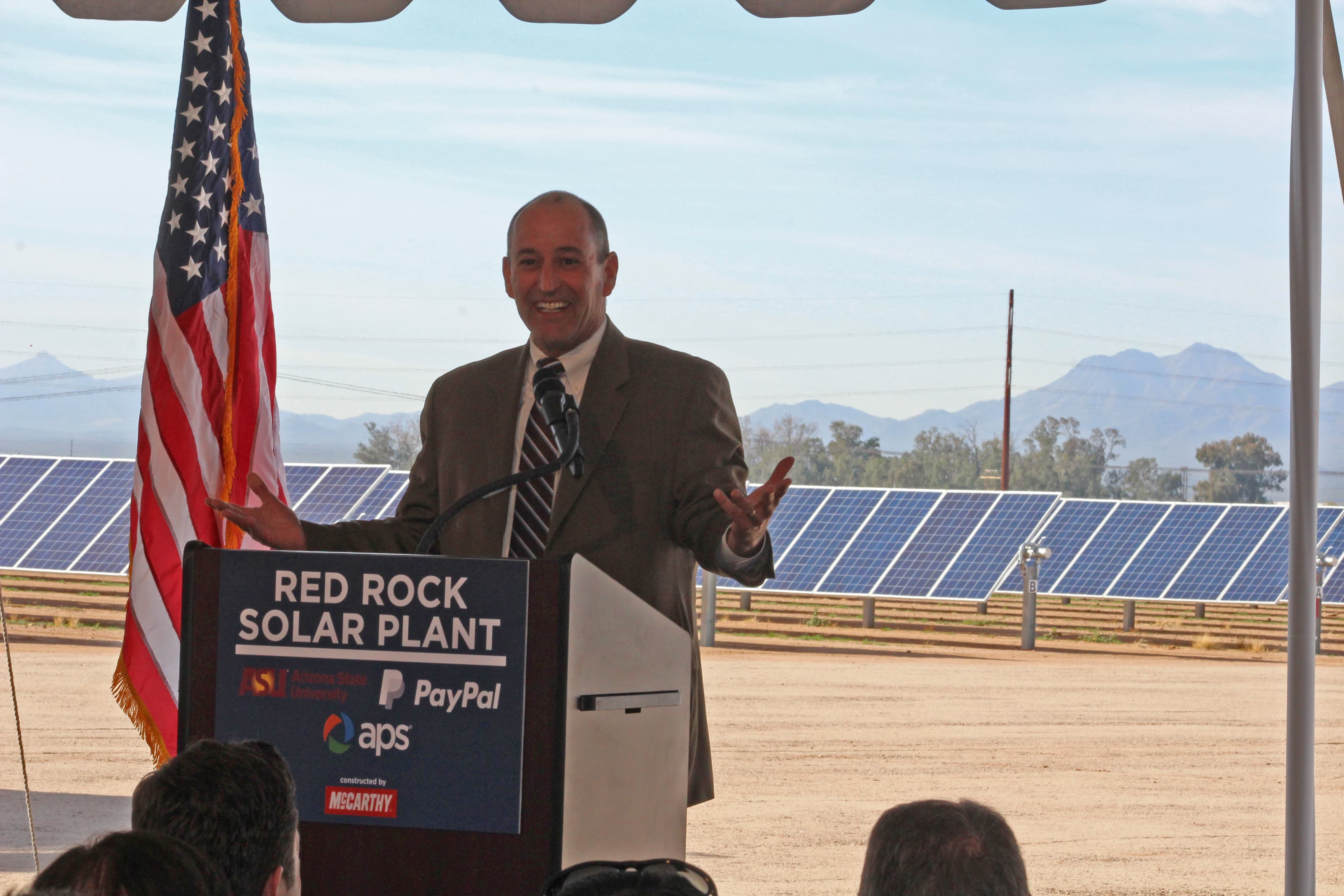 APS APS Completes Solar Project For PayPal And Arizona State University