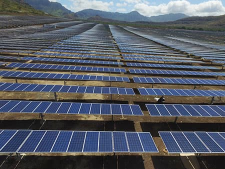 HECO Hawaiian Electric Announces State's Biggest Online Solar Farm