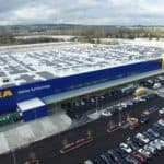 IKEA Completes Washington's Largest Rooftop Solar Project