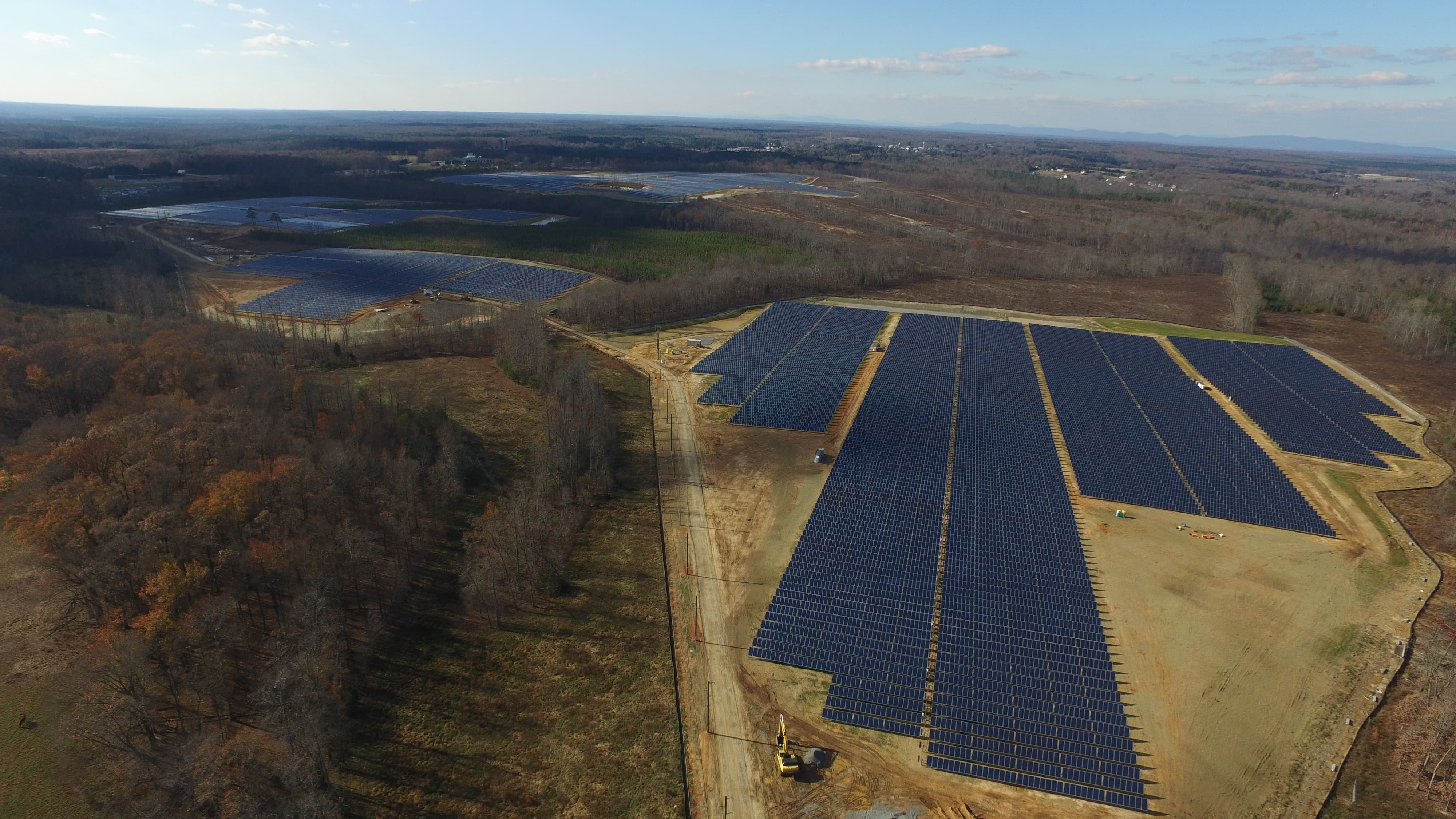 Louisa Dominion Adds 56 MW More Of Solar In Virginia