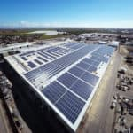 Large Commercial Solar Projects Go Online In Fowler, Calif.