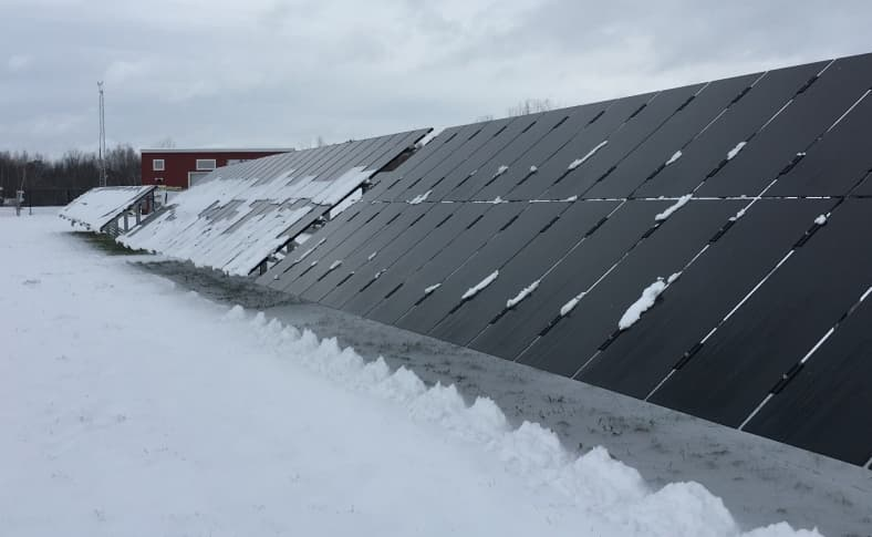 Solar-snow_0 Yes, Solar Panels Still Work During Snowy Weather
