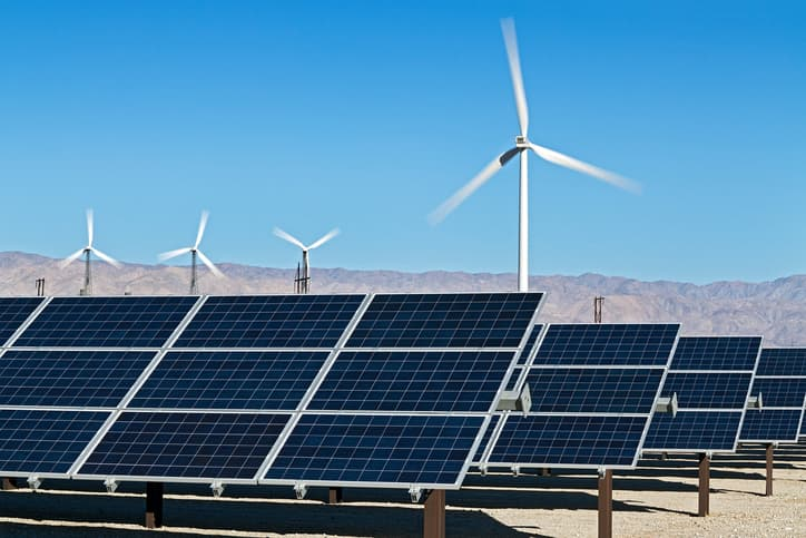iStock-457515329 EIA: Renewables Accounted For Majority Of New U.S. Capacity In 2016