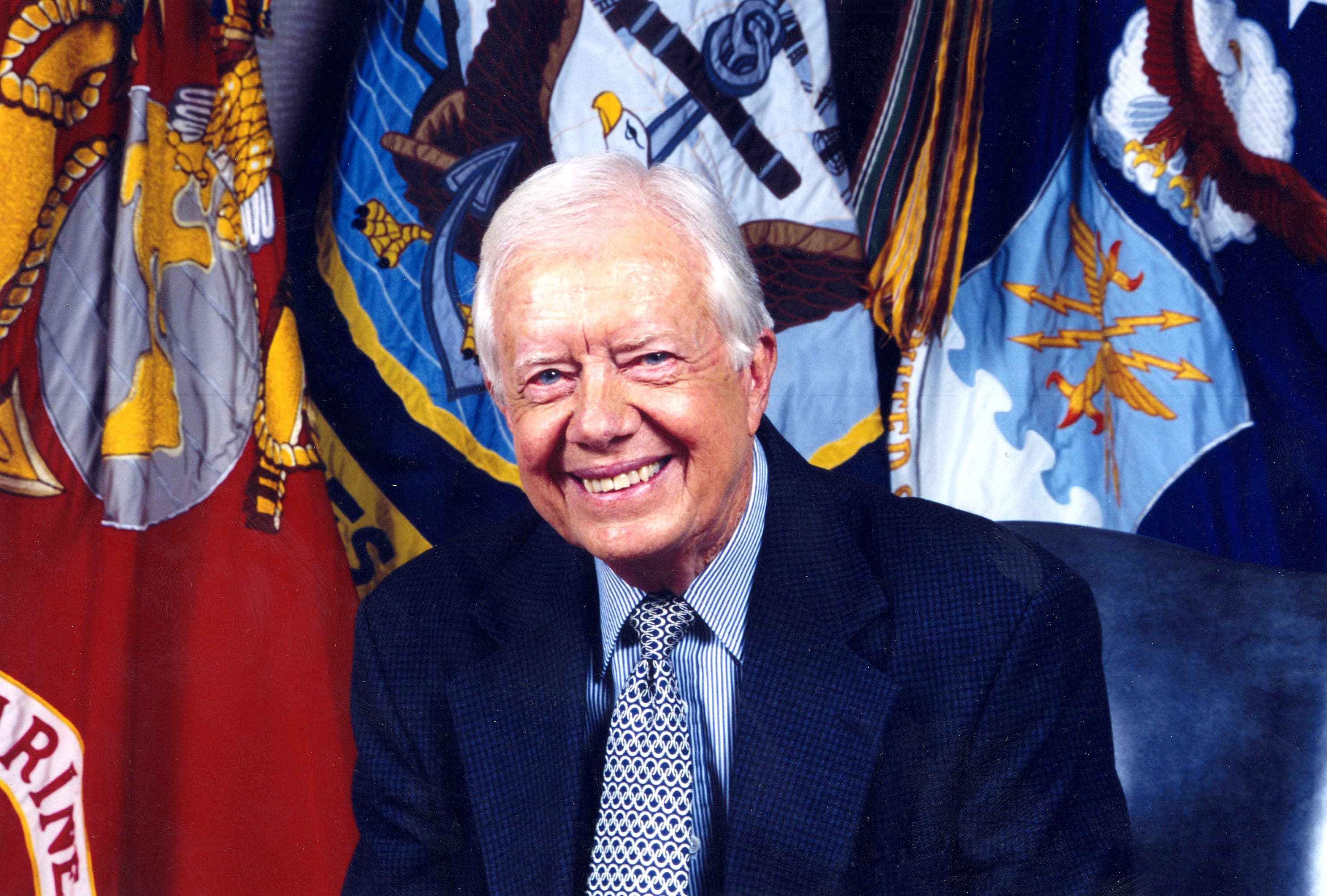 president-jimmy-carter President Jimmy Carter Supports Solar In His Hometown
