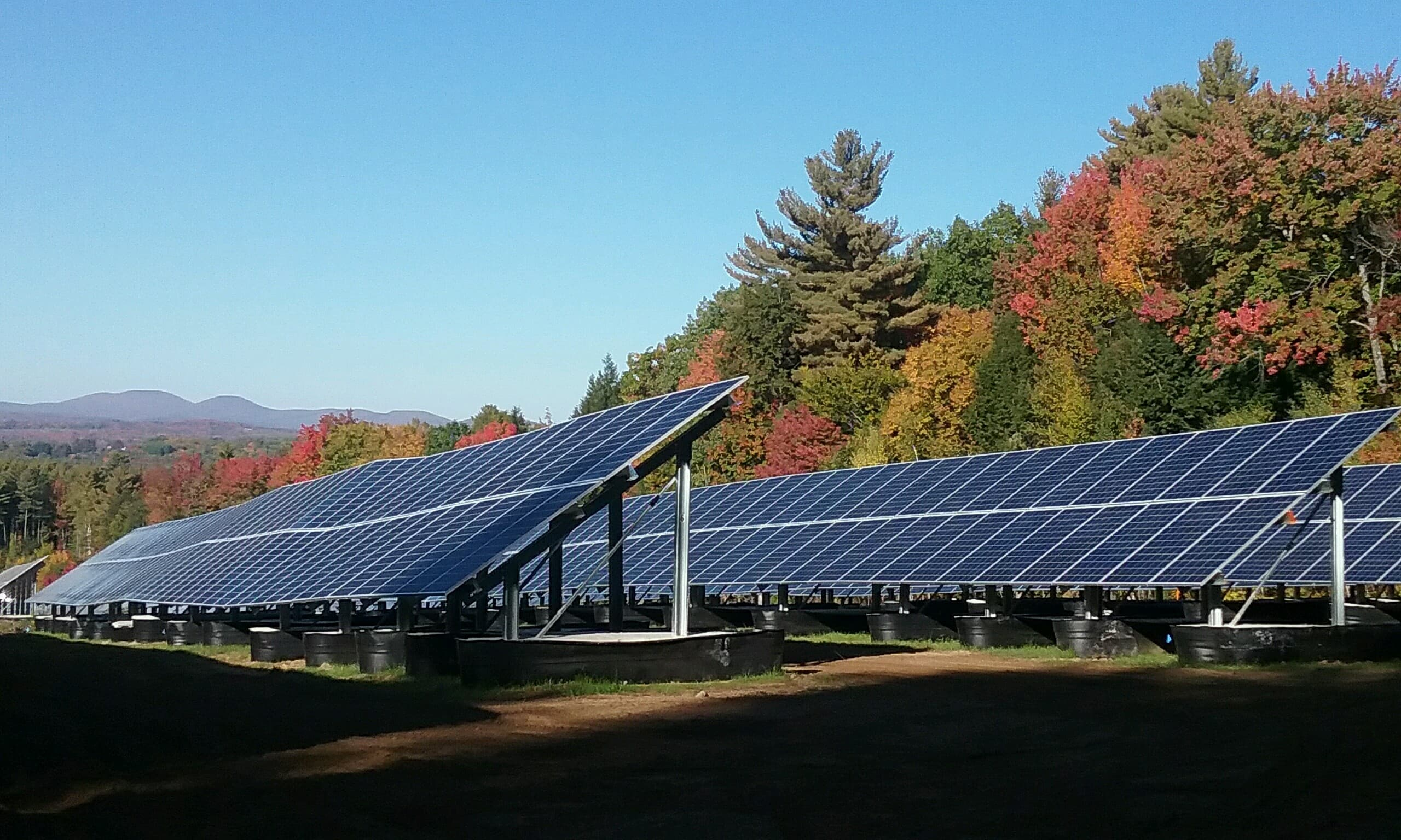 IGS IGS Solar Completes 5 MW Project For Maine Utility