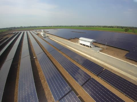 Prime_Road_Group_Co-op_Project_Sena_1 First Solar Supplies Modules For 18 MW Portfolio In Thailand