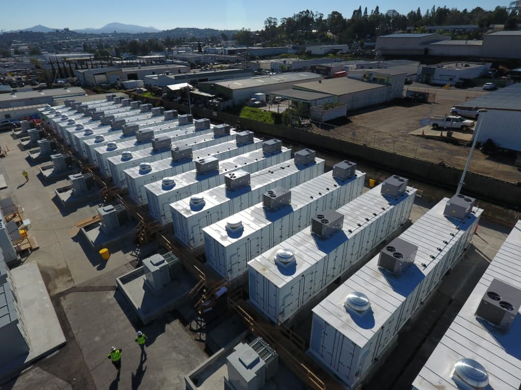 SDGE-Aerial-1024x768 SDG&E Completes World's Biggest Li-Ion Battery Storage Project