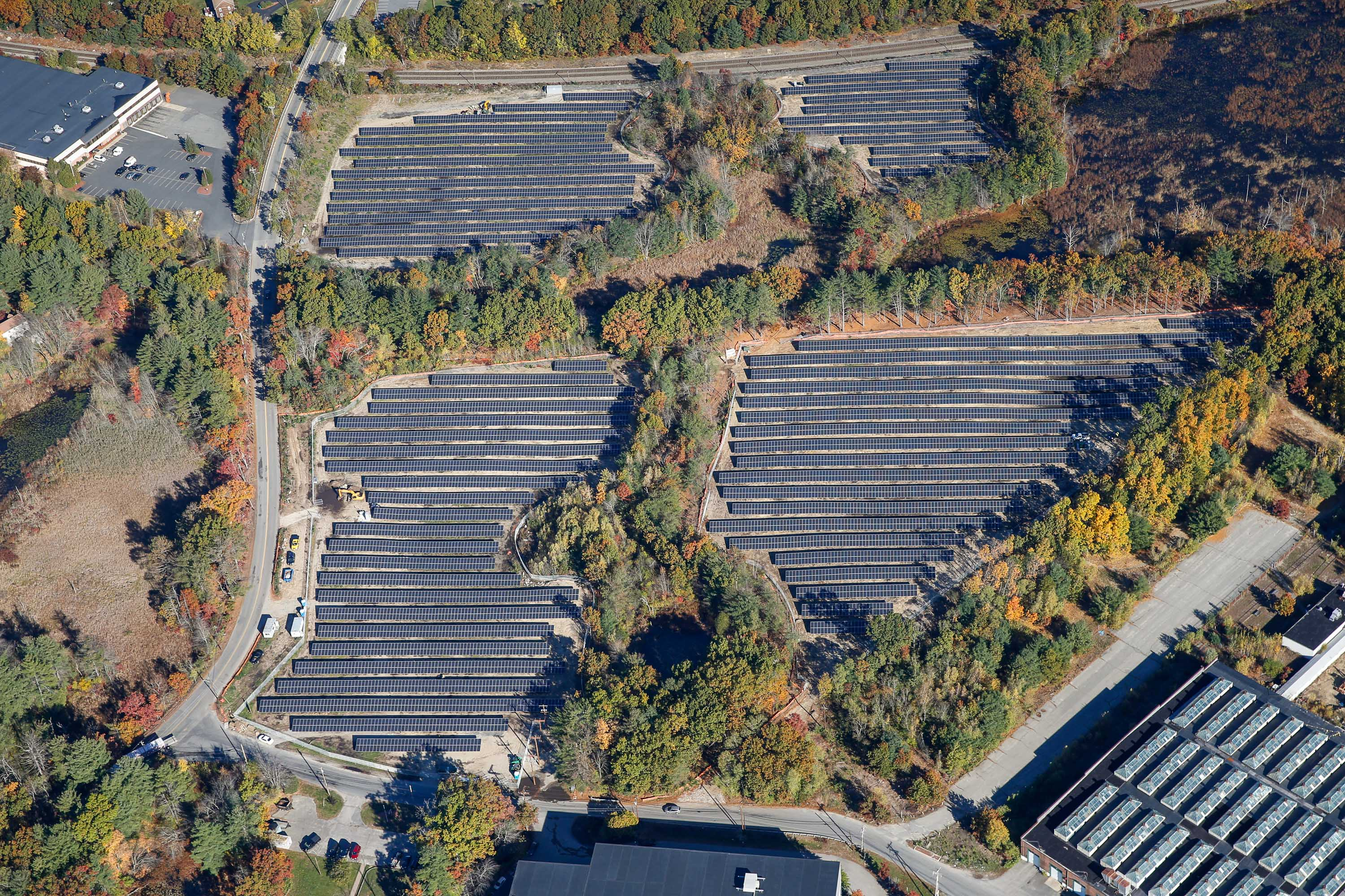 Soltage Mass. Schools, Town To Benefit From Brownfield Solar