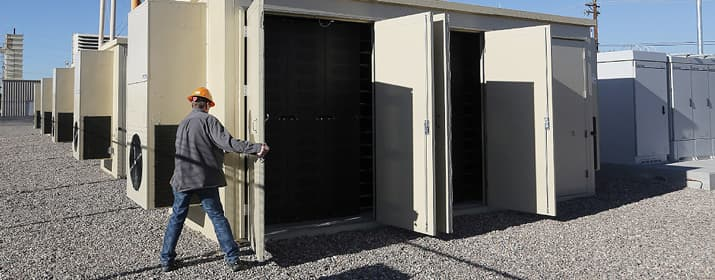 TEP Tucson Electric Power Turns To Energy Storage