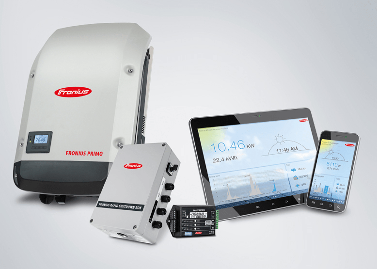fronius Fronius Introduces Smart Solution With Shade Mitigation, Monitoring