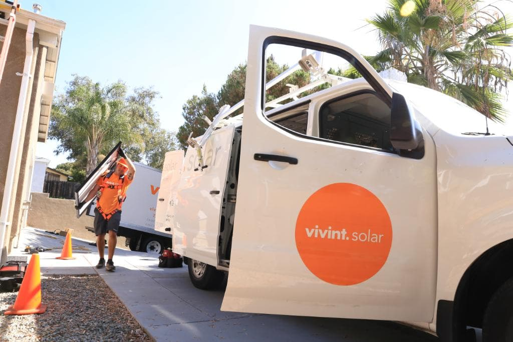 vivint Vivint Solar Names New Chief Commercial Officer, Policy Exec