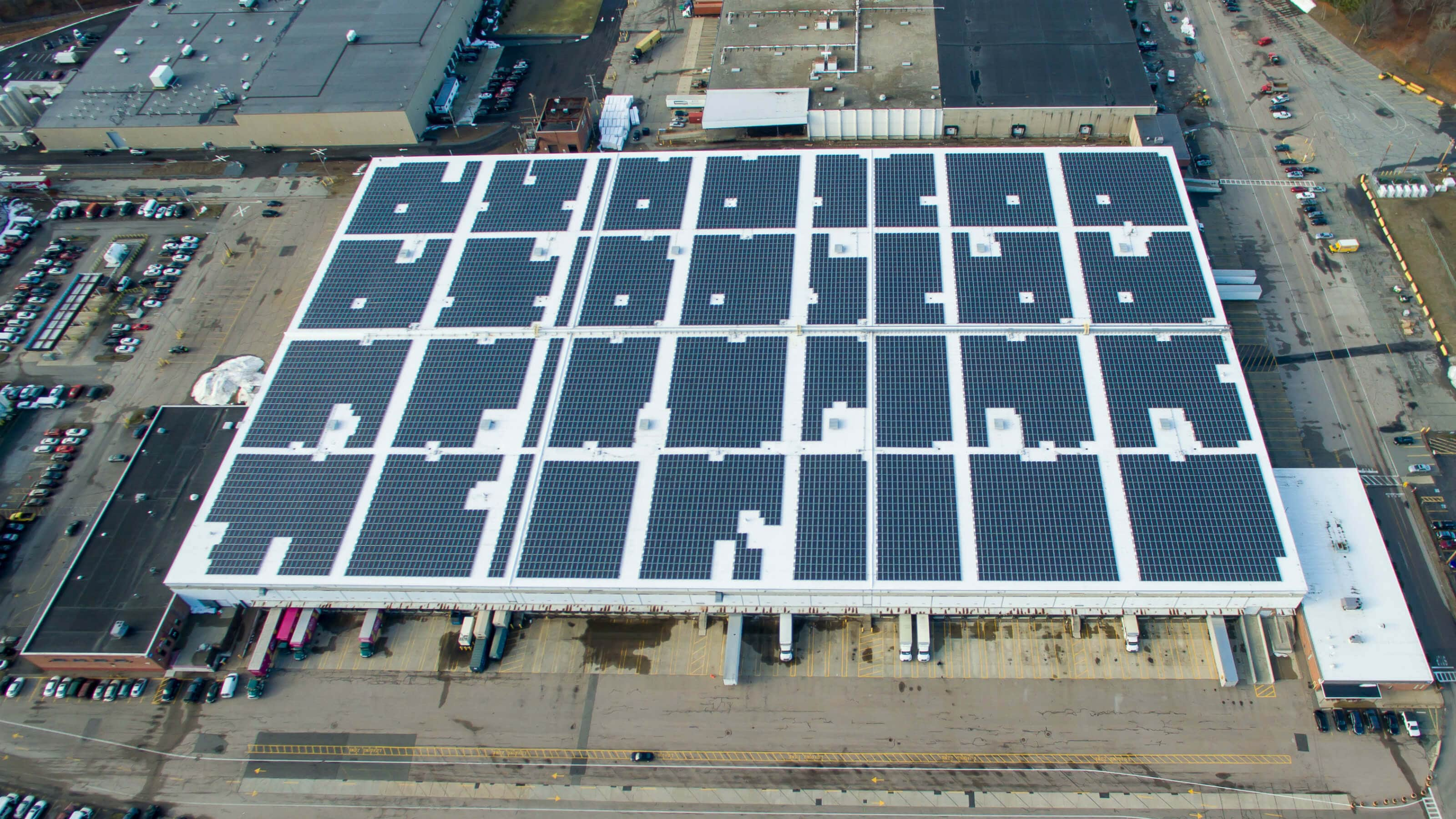 Borrego UMass Boston To Save Up To $5M With Solar Contract