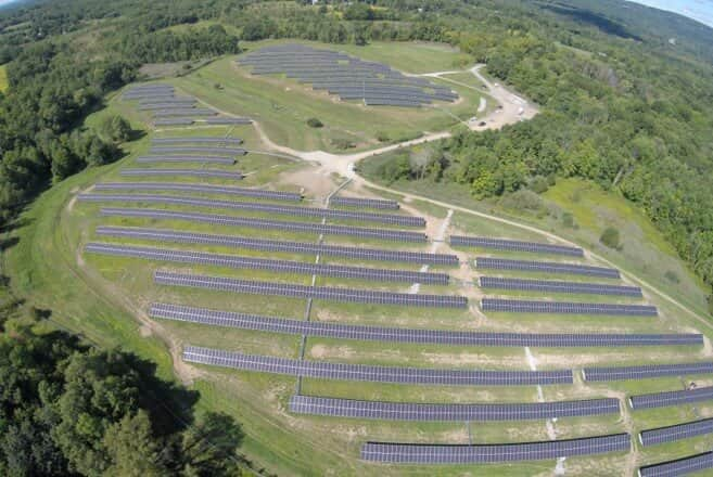 Current-2 GE Unit Builds Solar Projects Throughout Northeast