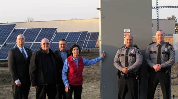 East-Windsor East Windsor Township Flips Switch On Municipal Solar Project