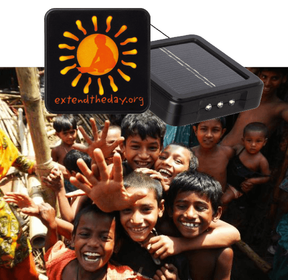 extend-the-day Micro-Inverter Provider APsystems Sponsors 'Extend The Day' Charity