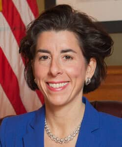 headshot Rhode Island Gov. Raimondo Sets Ambitious Clean Energy Goal