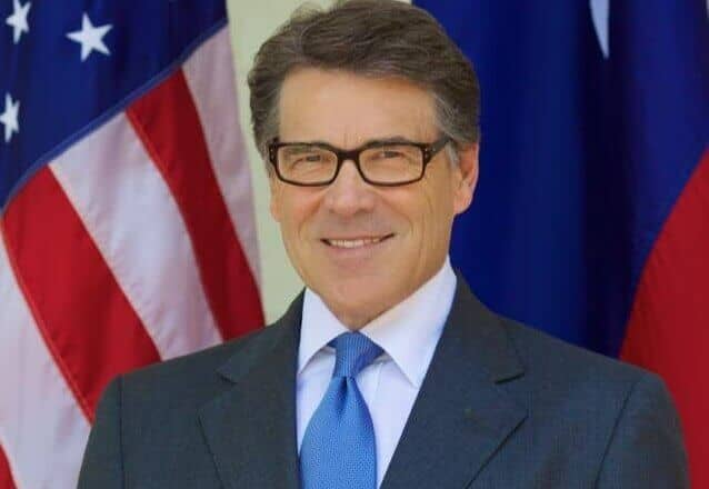 perry Energy Stakeholders React To Perry's Confirmation As DOE Secretary