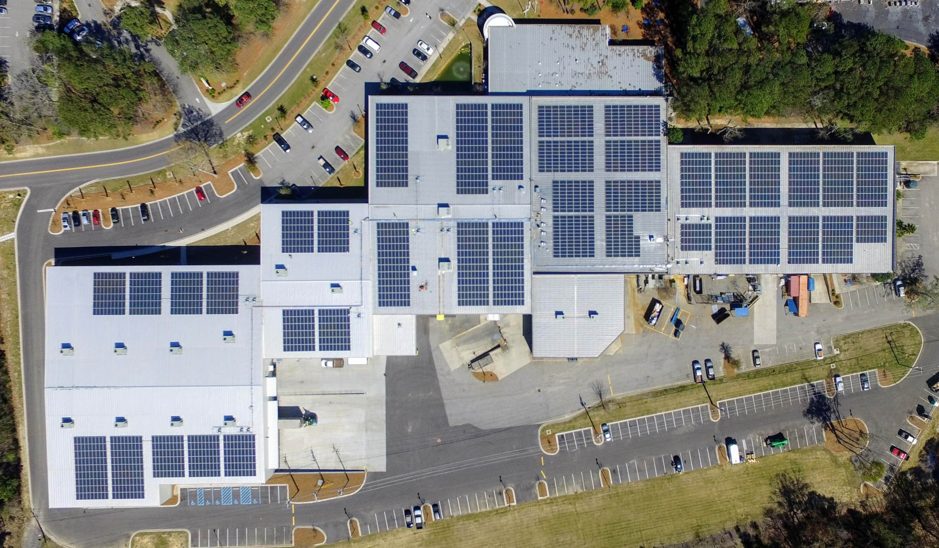 HSGS Hubner Manufacturing Flips Switch On Rooftop Solar Project