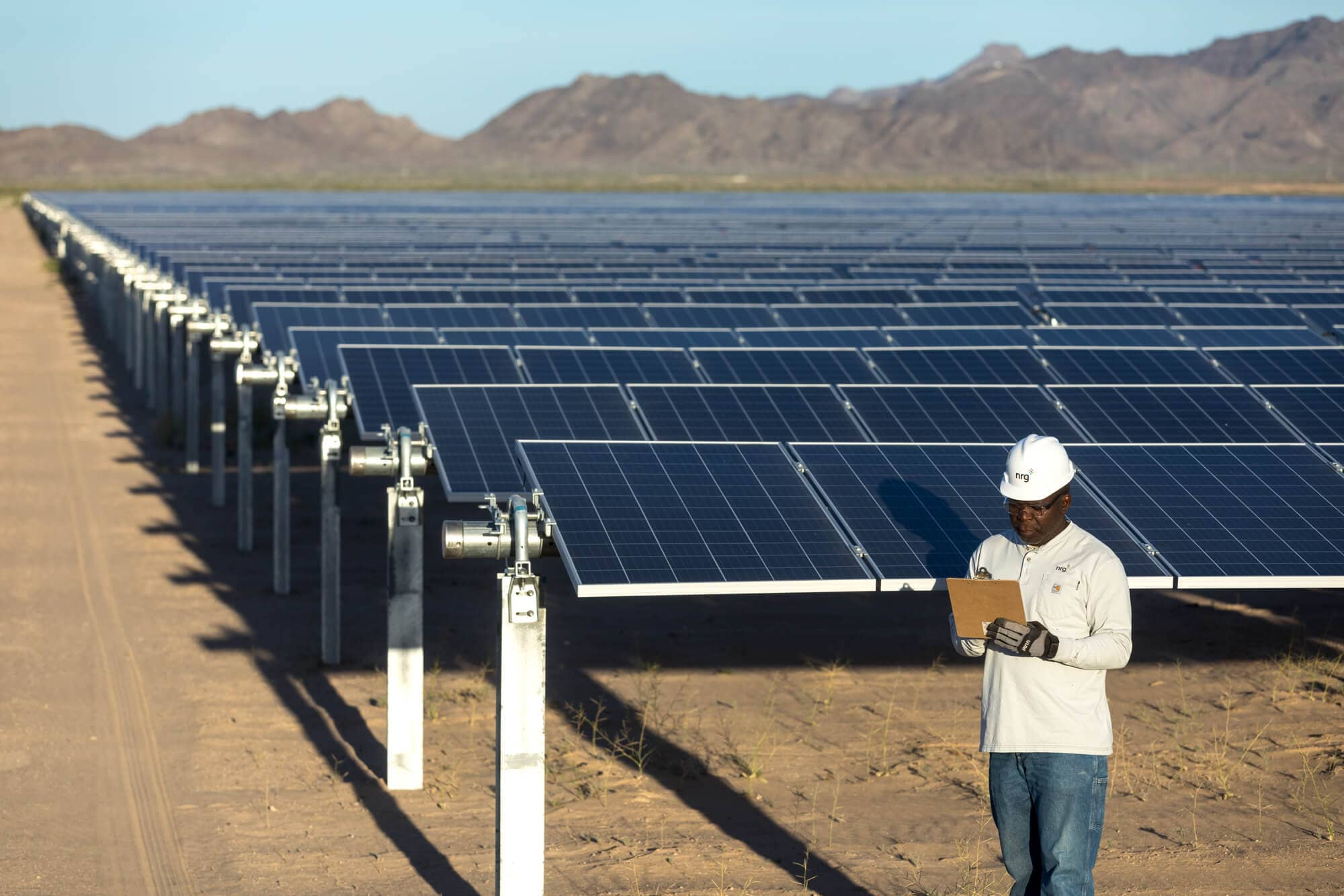 NRG Commissions Utility-Scale Solar Project For Cisco In ...