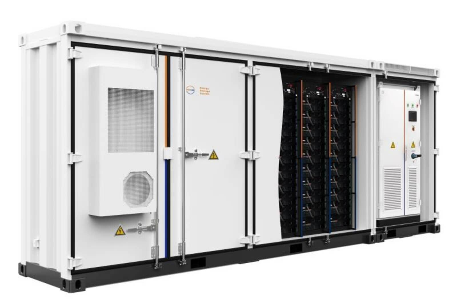 Energy Storage System : Sungrow introduces c i storage solution for north america
