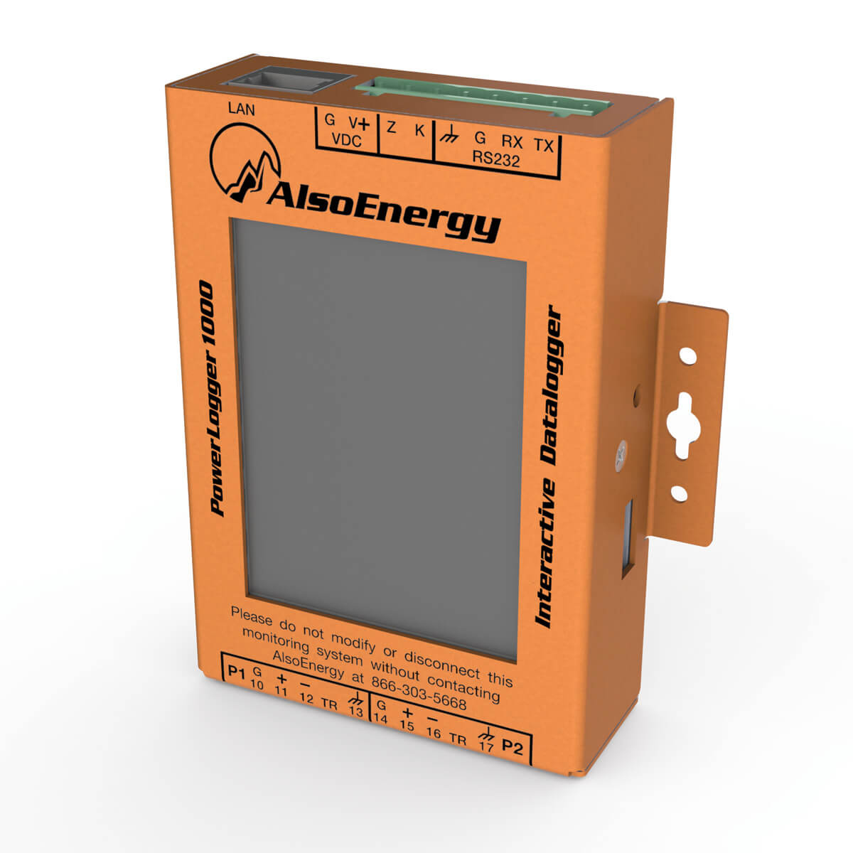 AlsoEnergyPL1000_Web AlsoEnergy Unveils PowerLogger 1000 For Commercial PV Monitoring