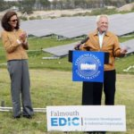 Joe Kennedy Commissions Falmouth Landfill Solar Project