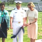 Duke Energy Cuts Ribbon On Solar Project At Indiana Naval Base