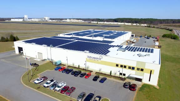 Hannah-Solar S.C. Manufacturer Meets All Power Needs With Rooftop Solar