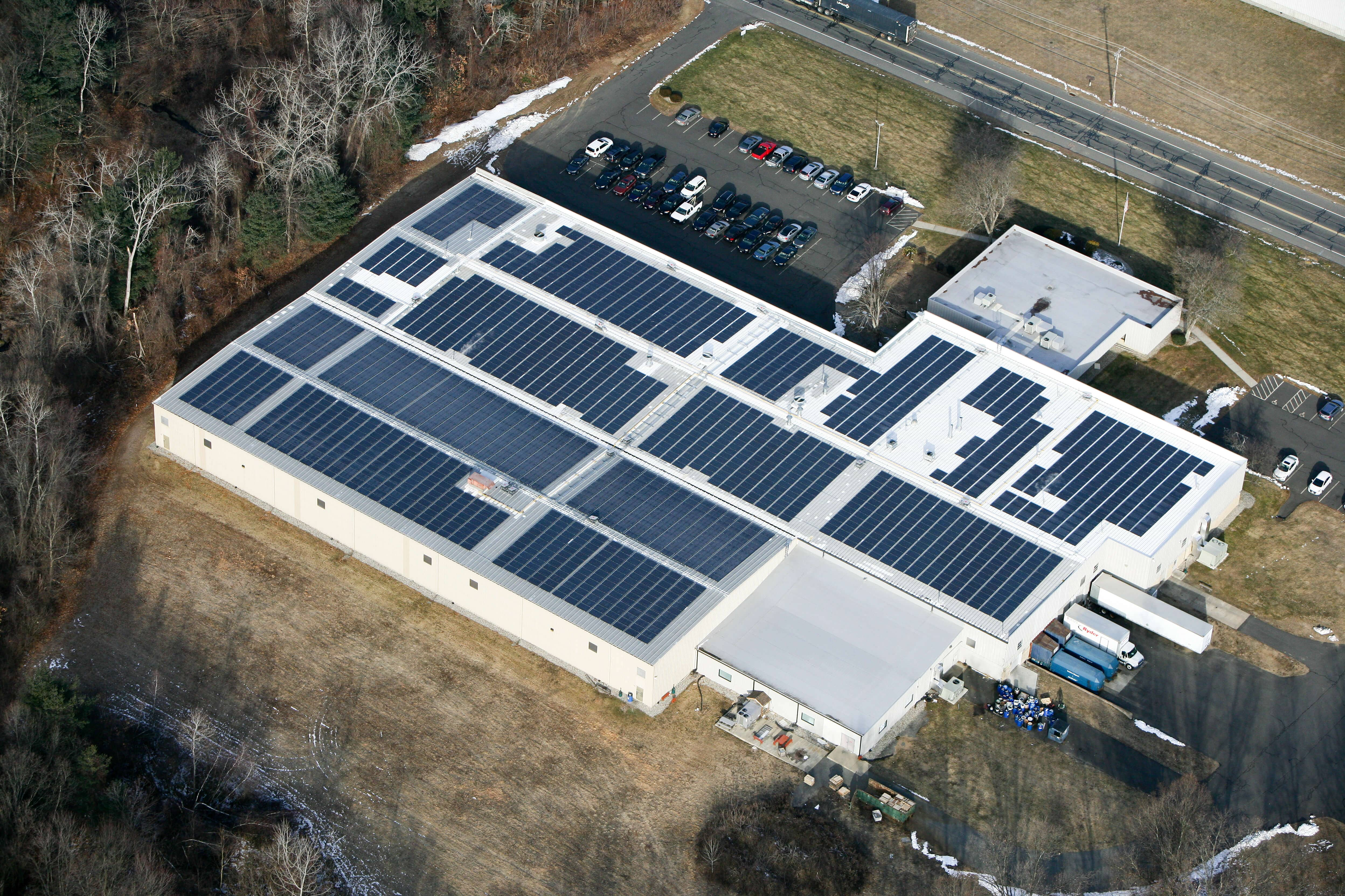 Tiger-Press-27 Going Solar Was 'An Easy Decision' For Massachusetts Printer