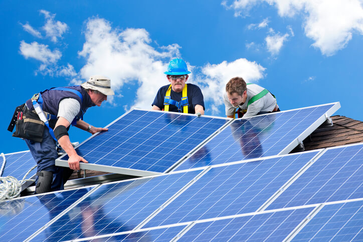 solar-roof D.C. Launches Low-Income Solar Program With GRID