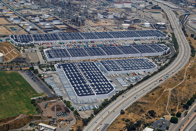 LA-PROJECT L.A. Mayor And Partners Mark Completion Of Massive Rooftop Solar Project