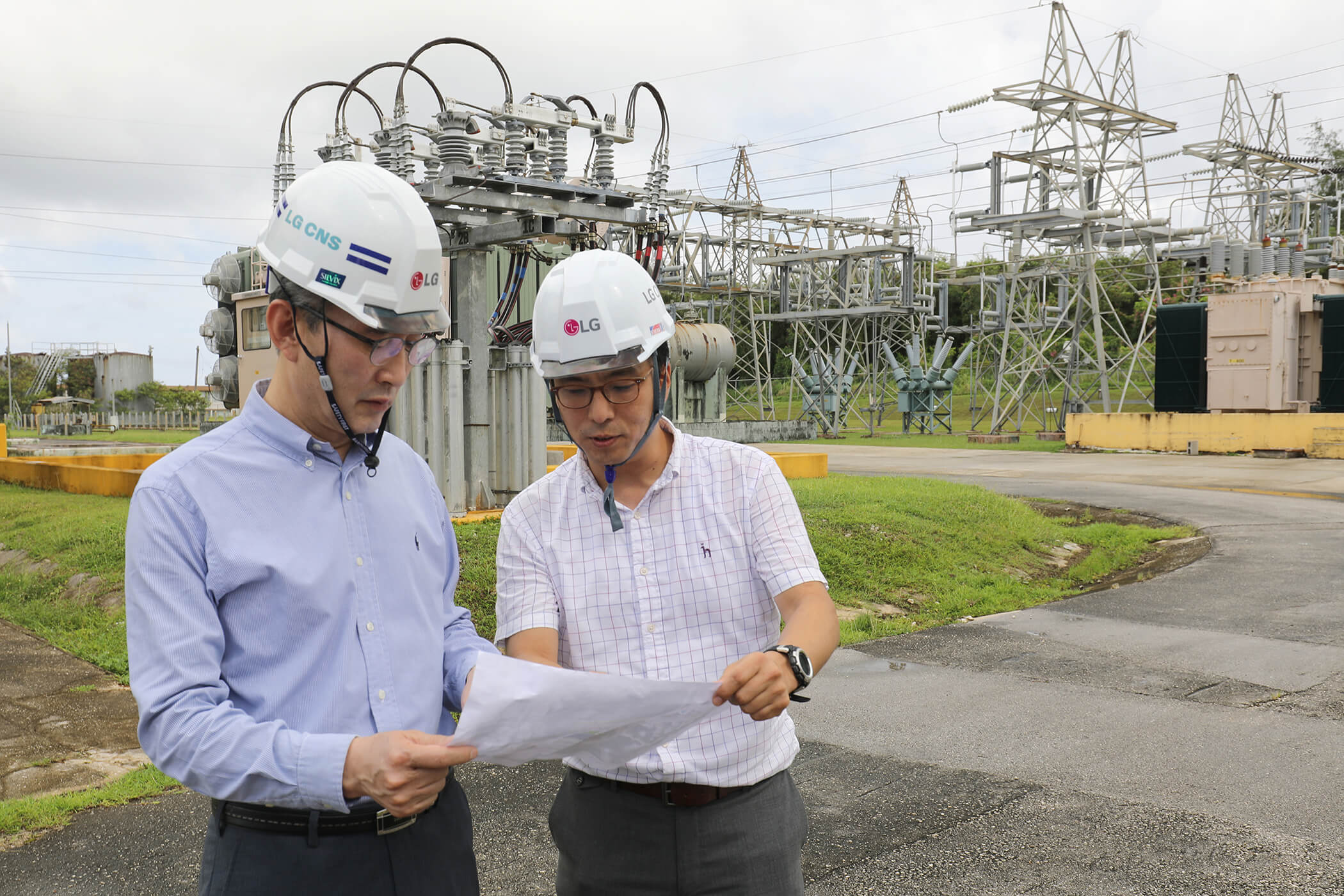 LG-CNS-photo-5-2-3MB LG CNS Secures Energy Storage Deal With Guam Power Authority