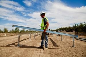 Osprey-at-Work-300x200 Trucking Company Adds Rooftop Solar At Pa. Terminal