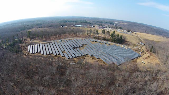 Tufts Tufts University And NRG Complete Two Campus Solar Projects