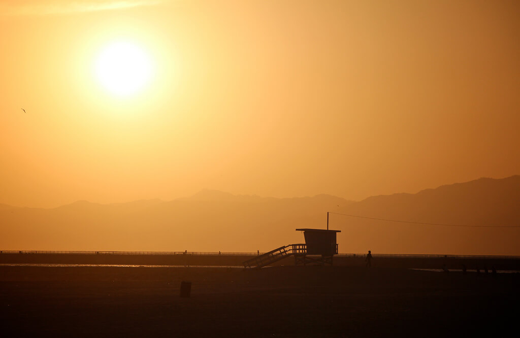 california_sunset Calif. School District To Break Ground On Solar Project