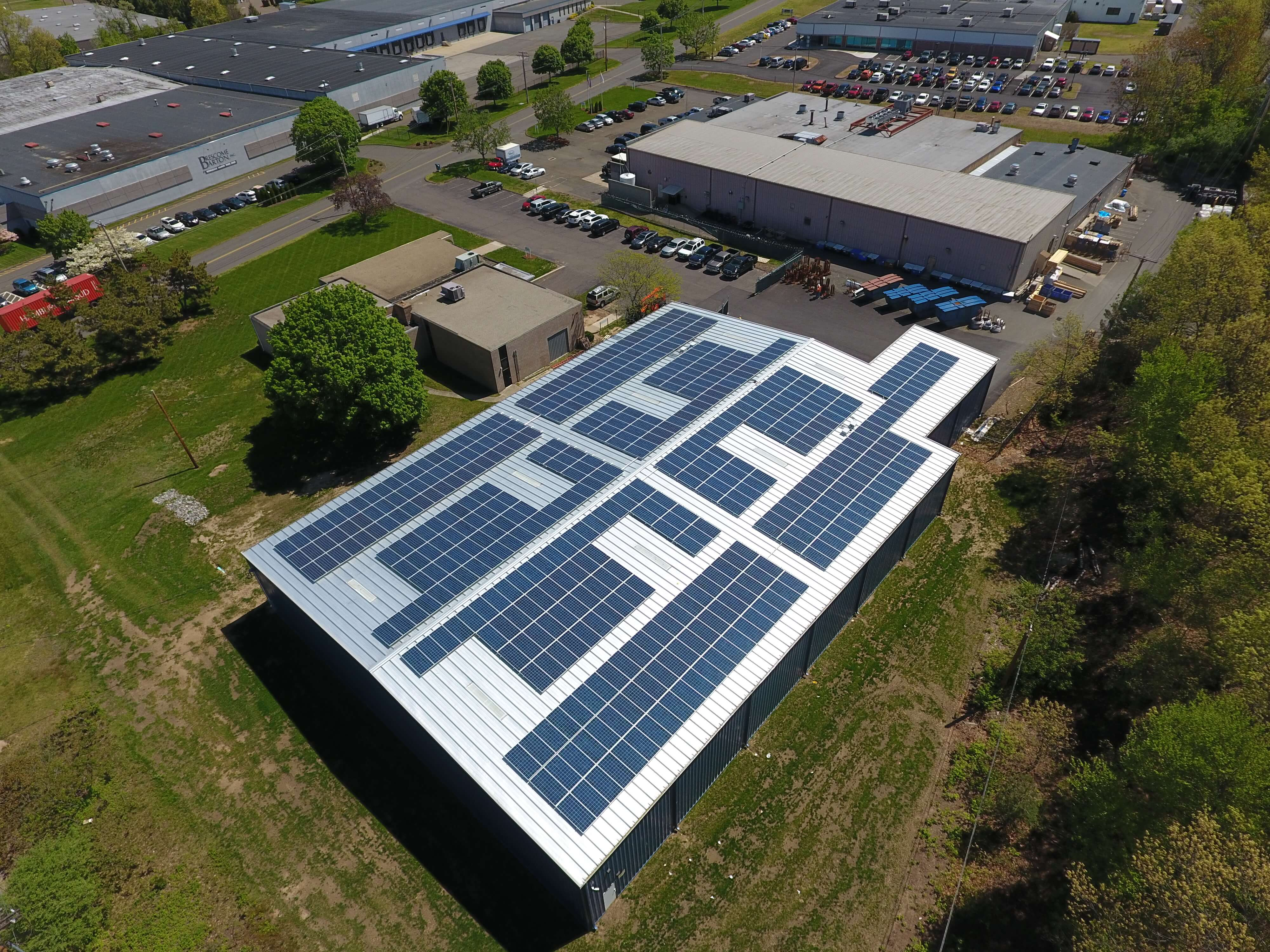 Connecticut Wire Manufacturer Adds Rooftop Solar Solar