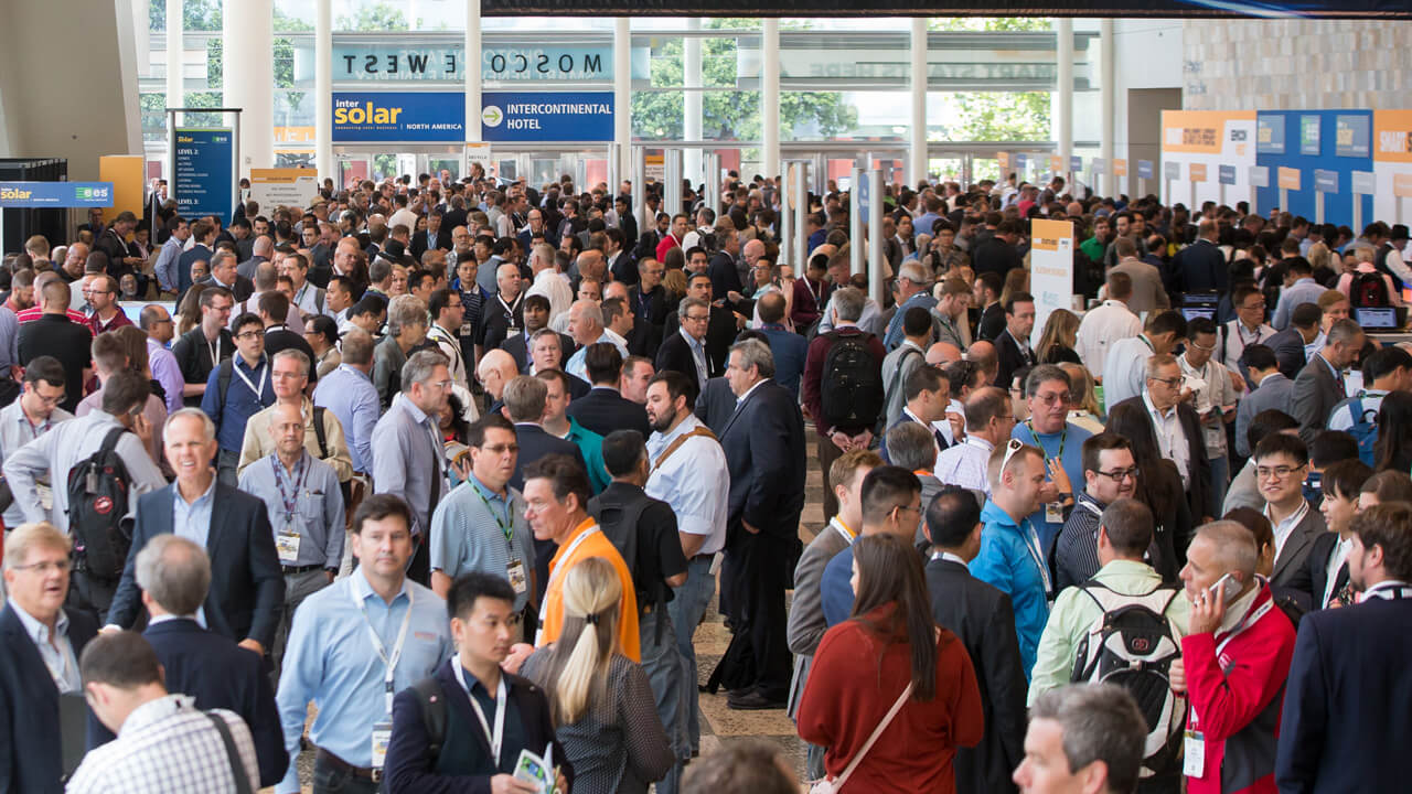 Intersolar-1 Trade Case Was 'The Elephant In The Room' At Intersolar NA