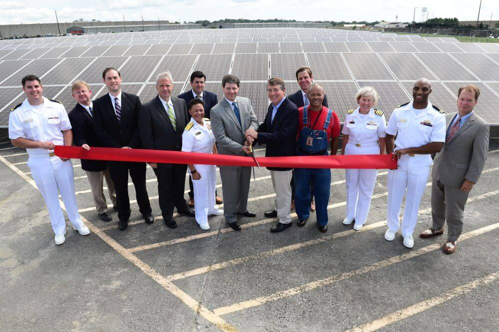 Mississippi-Power-1 Mississippi Power, U.S. Navy Dedicate Seabee Base Solar Project