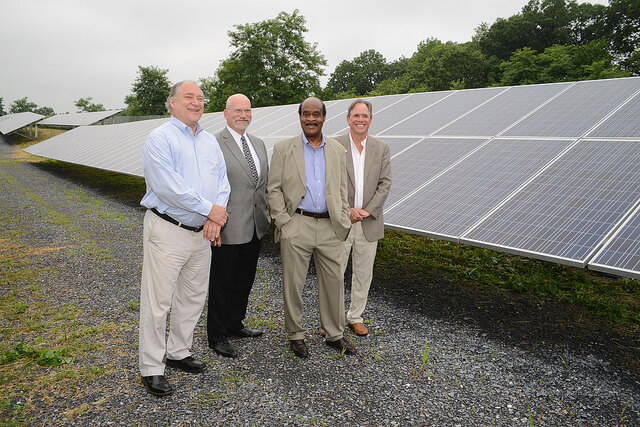 Montgomery-County County Completes Solar Project At Correctional Facility