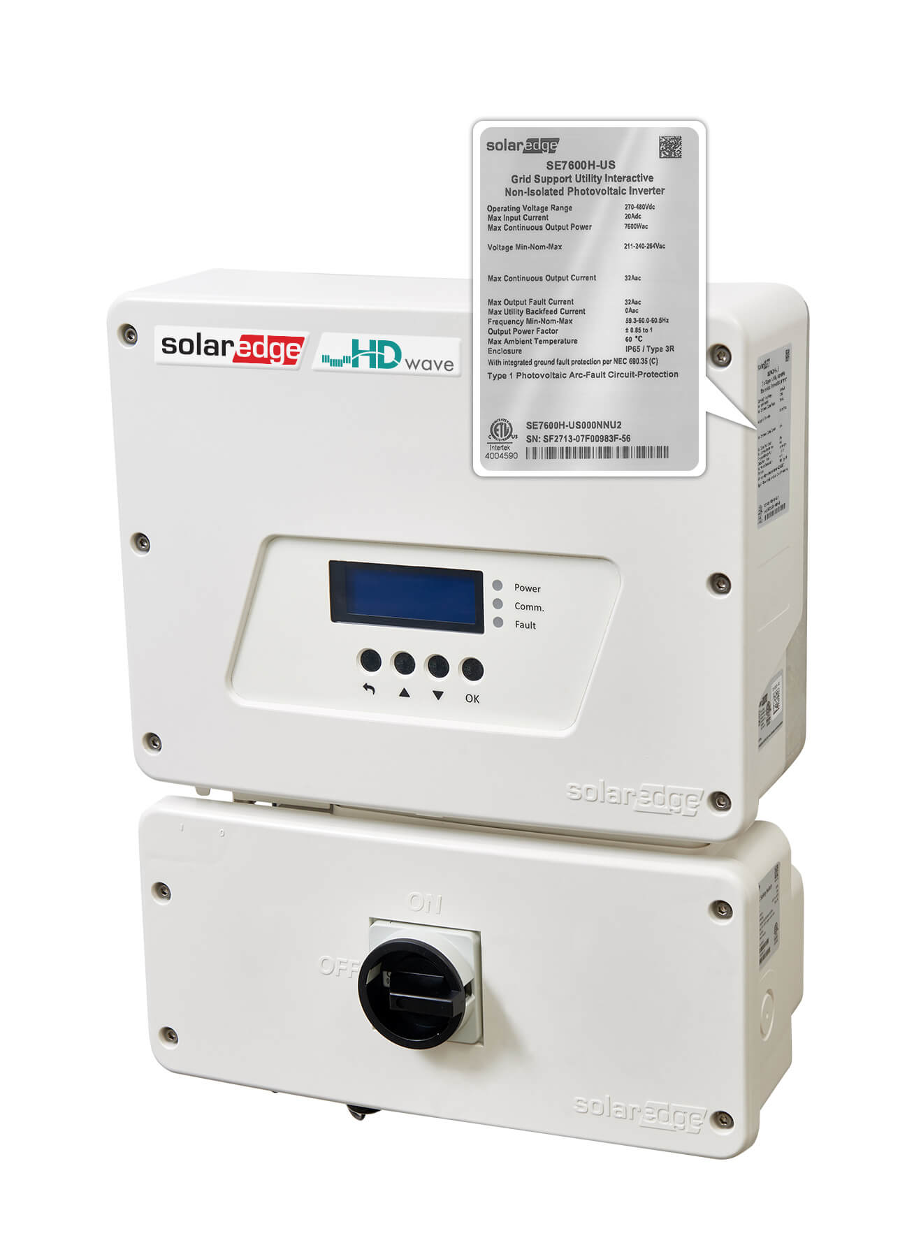 Solaredge SolarEdge Inverter Lineup Now Available With UL 1741 SA Certification
