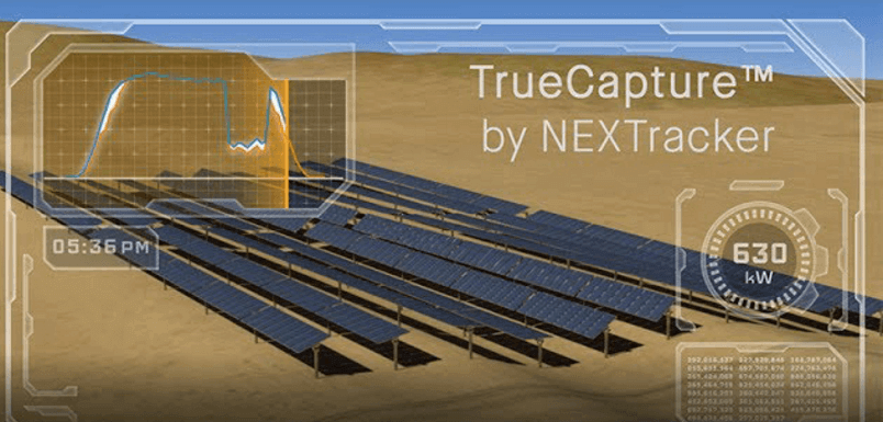 truecapture-1-1 NEXTracker Introduces Self-Adjusting Control System For Solar Plants